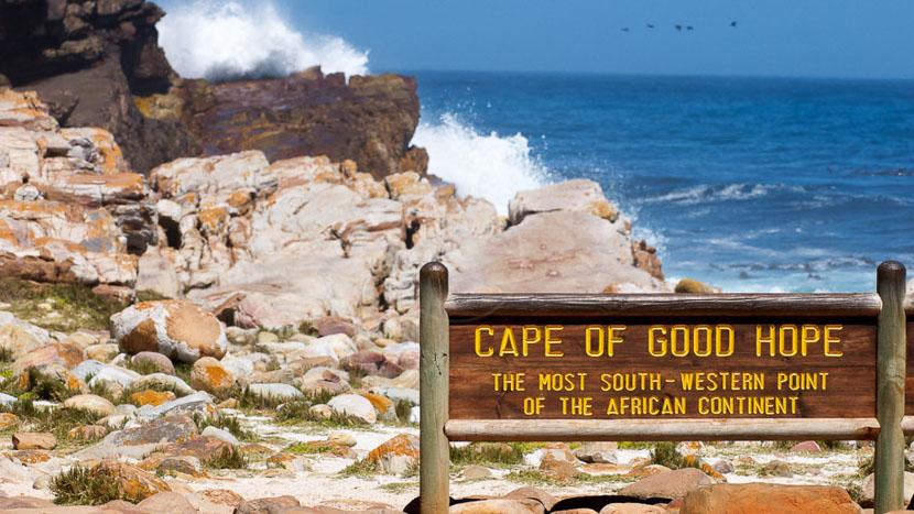 Cap de Bonne-Espérance, Cape Town, Afrique du Sud