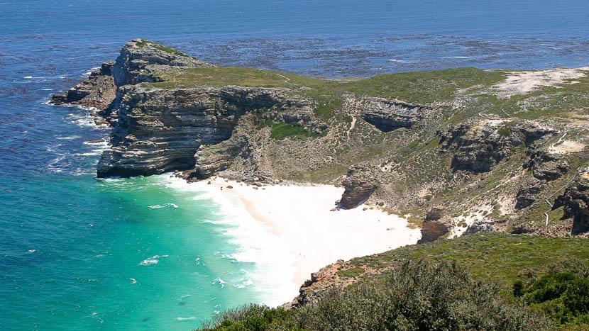 Découverte de la péninsule du Cap, Parc du Cap de  Bonne Espérance,  Afrique du sud