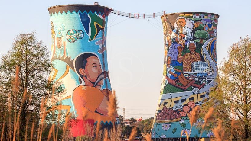 Soweto en tuk-tuk , Johannesburg, Afrique du Sud