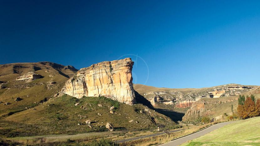 Les paysages du Drakensberg, Paysages du Drakensberg, Afrique du Sud © Office tourisme