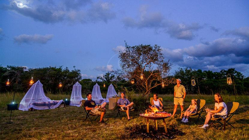 L'esprit AndBeyond, Phinda Game Reserve © &Beyond