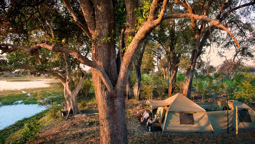 L'esprit AndBeyond, andBeyond Explorer Safari, Botswana © &Beyond