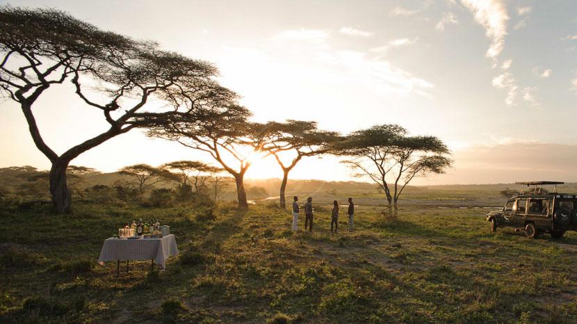 L'esprit AndBeyond, Serengeti Under Canvas, Tanzanie © &Beyond