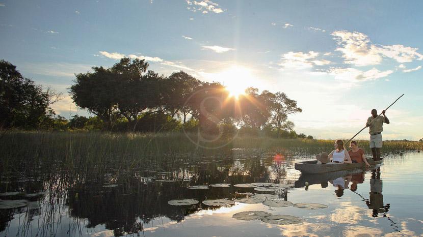 L'esprit AndBeyond, Xaranna Delta Camp, Botswana © &Beyond