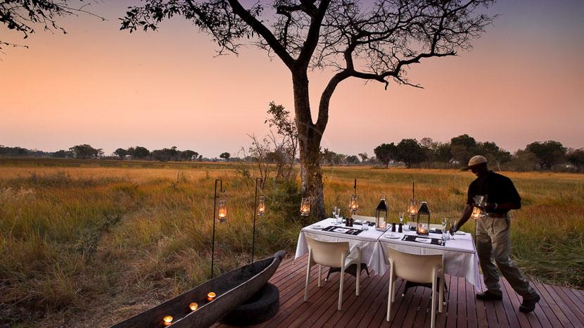 L'esprit AndBeyond, Xudum Delta Lodge, Botswana © &Beyond