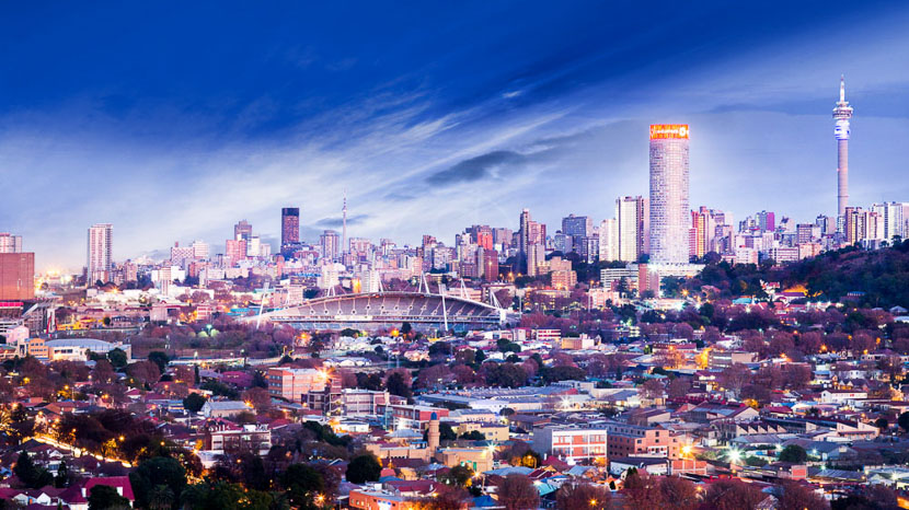 Johannesburg, Johannesburg, Afrique du Sud
