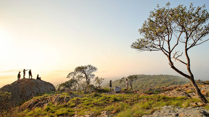 Kwazulu-Natal, Phinda Rock Lodge © &Beyond