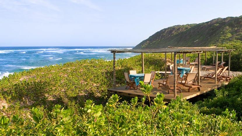 Kwazulu-Natal, Thonga Beach Lodge, Afrique du sud