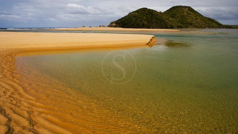 Les plages du Maputaland, Thonga Beach Lodge, Afrique du sud