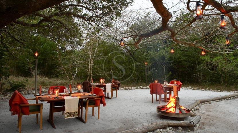 Excursions à Maputaland, Rhino Post Safari Lodge, Parc Kruger