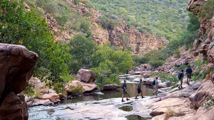 Parc national de Marakele, Marataba Trails Lodge, Afrique du Sud © More