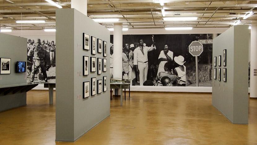 Musée de l'apartheid , Musée de l'apartheid à Johannesburg, Afrique du sud