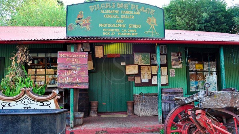Pilgrim's Rest, Pilgrim's Rest, Afrique du sud