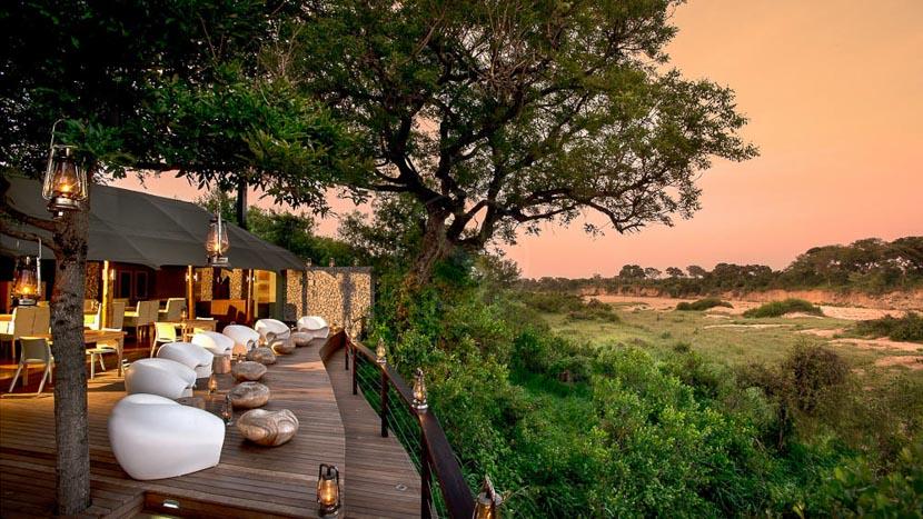 Les réserves privées du Kruger, Ngala Tented Camp, Afrique du Sud © &Beyond