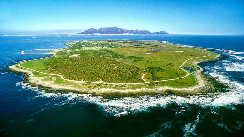 Excursion à Robben Island, Robben Island, Cape Town, Afrique du Sud