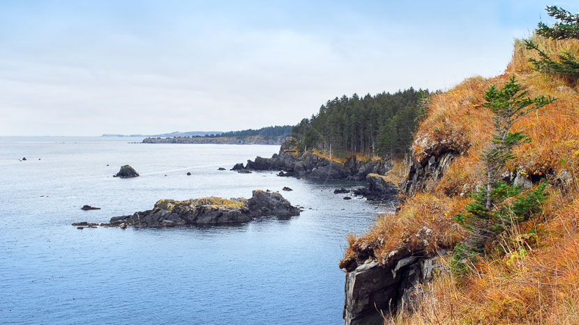 Kodiak Island et sa réserve naturelle protégée, Kodiak Island, Alaska