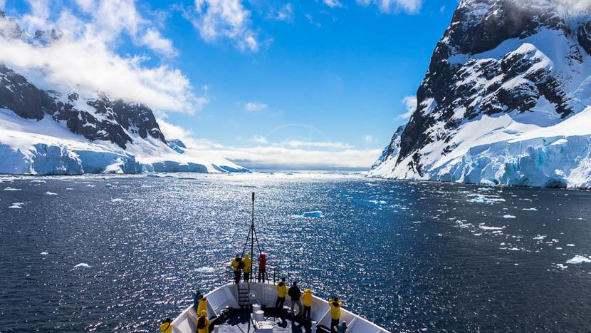 Antarctica, Péninsule, Antarctique © Shutterstock