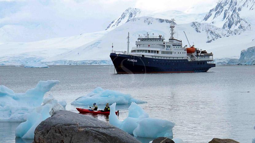 Antarctica, Croisière en Antarctique © Oceanwide JP Sylvestre