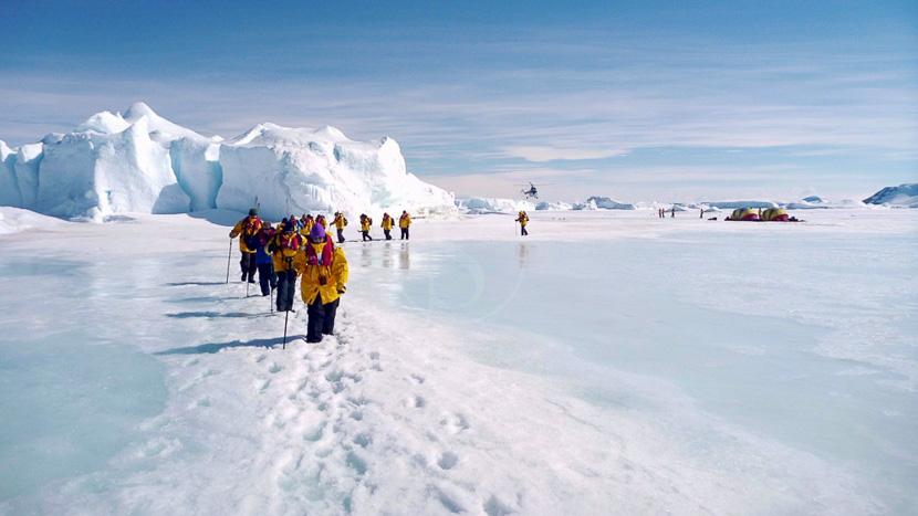 Croisière en Antarctique Cap Horn et Diego Ramirez, Kapitan Klhebnikov et les Manchots Empereurs @ Quark Expeditions