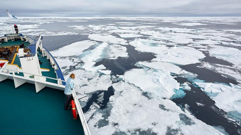 Faire une croisière en Arctique, Croisière au Spitzberg, Norvège © Oceanwide