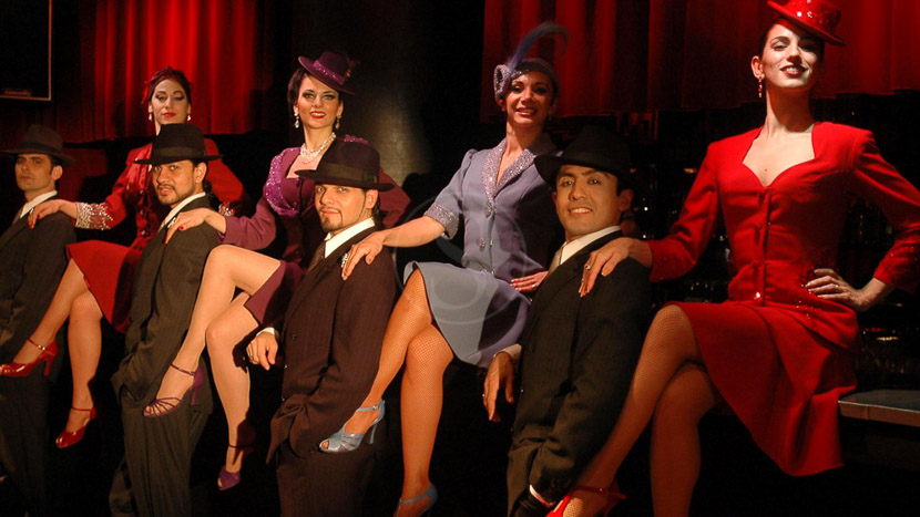 Dîner spectacle Tango à Buenos Aires, Faena hotel de Buenos Aires, Argentine