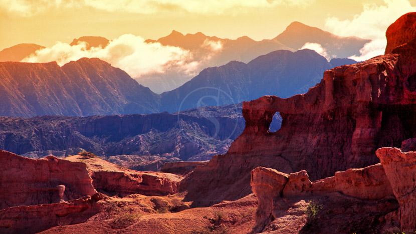 Déserts et montagnes du Nord Ouest argentin, Nord argentin, Argentine © Shutterstock