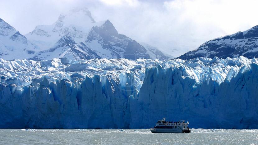 Navigation sur le lago Argentino, Ambiance d'Argentine © O. Dufeu
