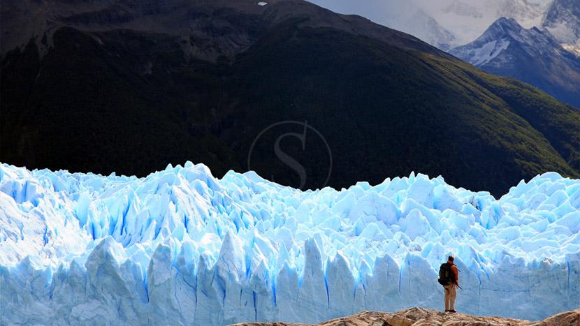 Ice trekking au glacier Perito Moreno, Perito Moreno, Argentine