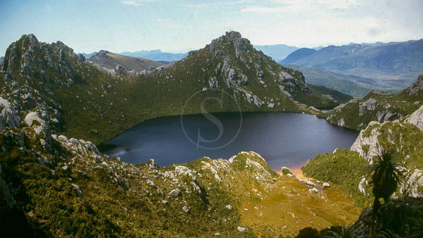 La Tasmanie, Tasmanie, Australie © OT Australia