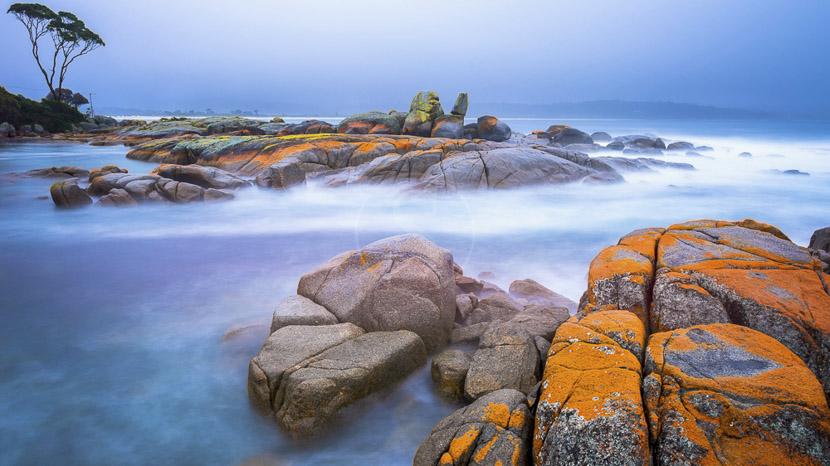 La Tasmanie, Tasmanie, Australie © Shutterstock