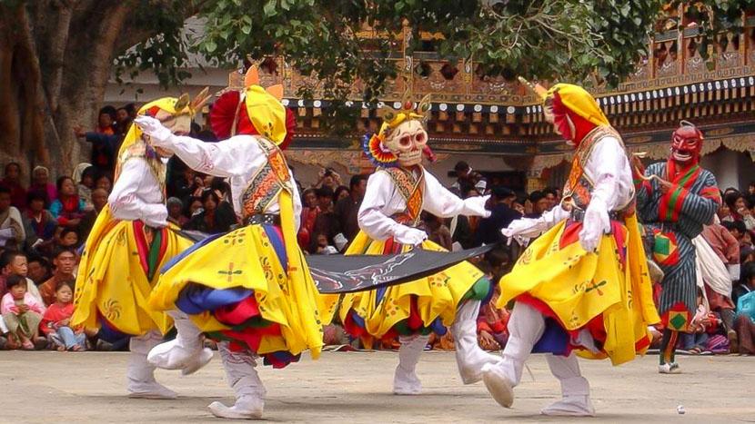 Les festivals au Bhoutan, Découverte du Bhoutan