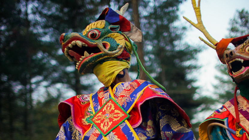 Les festivals au Bhoutan, Amankora Thimphu, Bhoutan © Simon Buxton