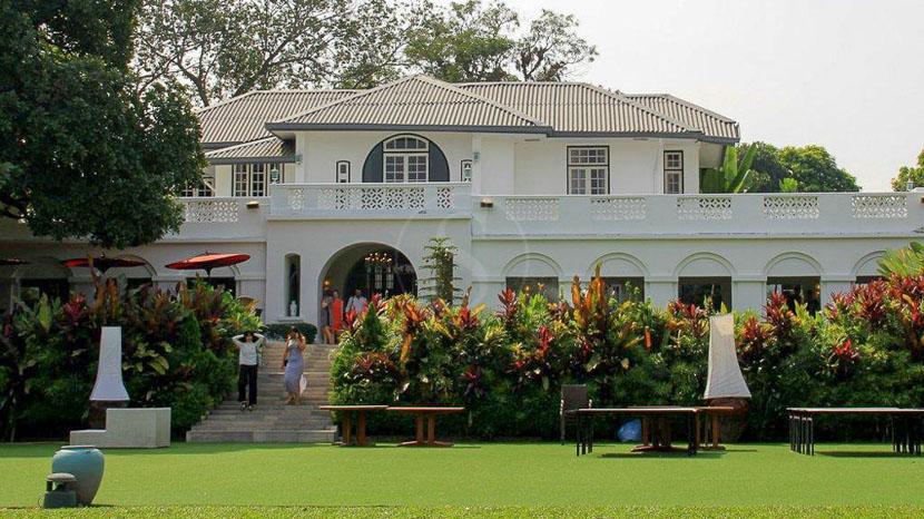 Dîner au restaurant gastronomique Le Planteur, Le Planteur de Yangon, Birmanie