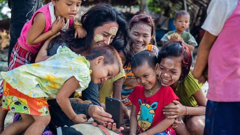 Expériences à Wa Ale Island Resort, Wa Ale Resort, Birmanie