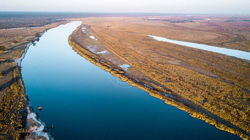 La rivière Chobe, Chobe Game Lodge, Botswana © Desert & Delta