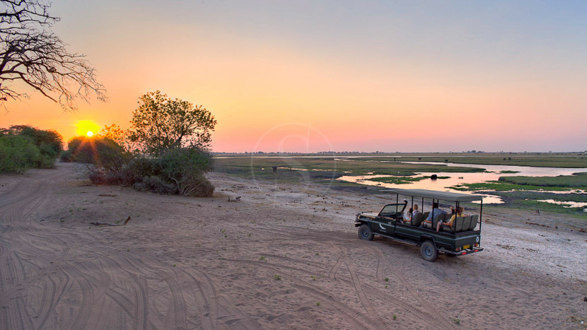 La rivière Chobe, Chobe under Canvas, Botswana © &Beyond