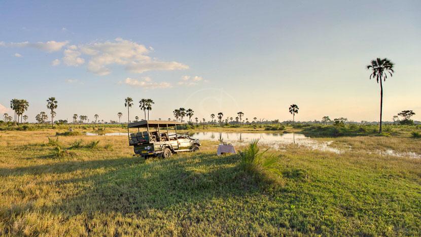Delta de l'Okavango, Nxabega Camp, Delta de l'Okavango © &Beyond