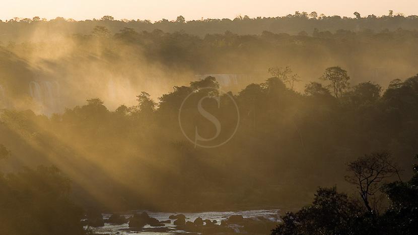 Parc aux oiseaux, Chutes Igaçu, Brésil © Christophe Courteau