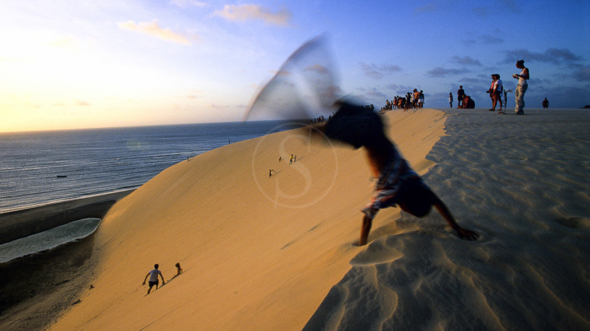 La route des émotions en posadas de charme, Jericoacoara, Brésil © Christian Knepper - Embratur