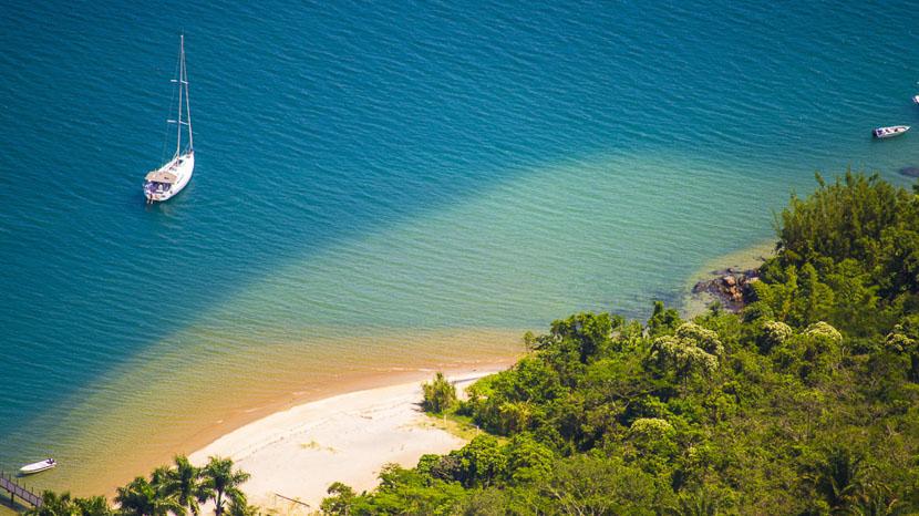 Les plages de la Costa Verde, Région de Mamangua, Brésil © Shutterstock