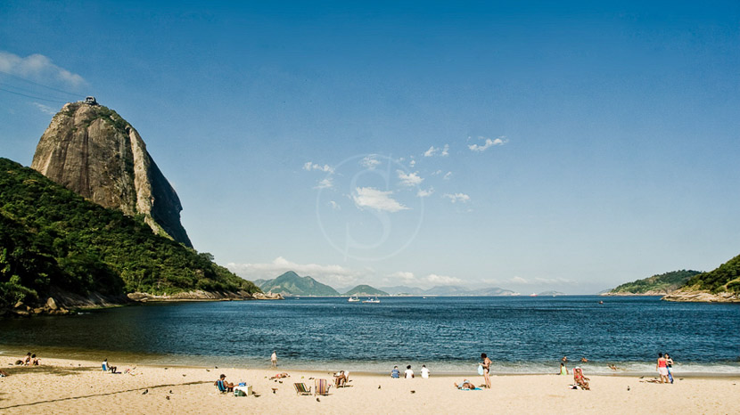 Les plages de Rio à vélo, Ambiance de Rio, Brésil