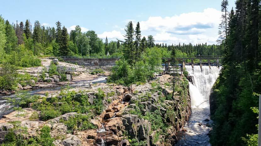 1/2 Journée avec guide privé : Canyon + Rabaska + Ours, Lac Saint Jean Canyon Rabaska Ours, Canada