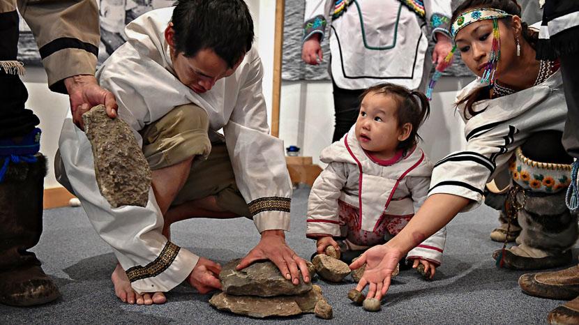 Découvrir la culture inuite, Culture Inuite, Canada
