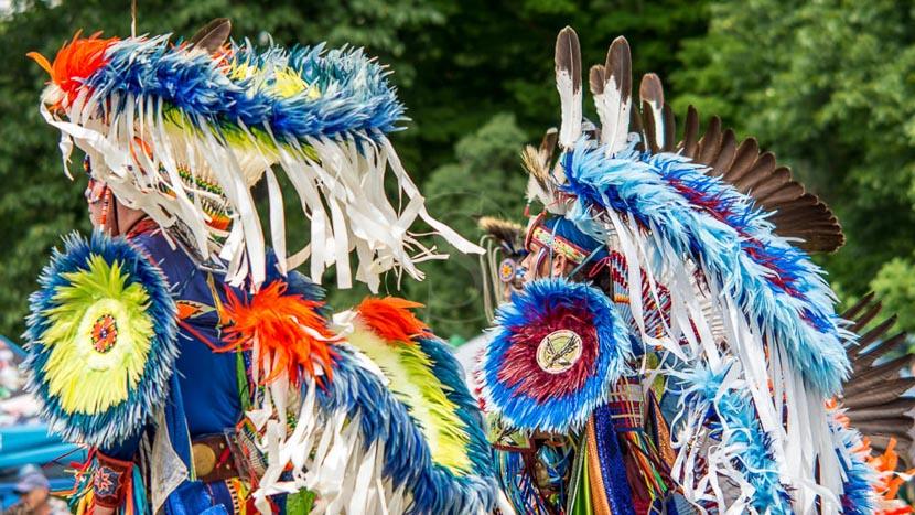 La culture amérindienne dans l'Est du Canada, Hôtel des Premières nations, Canada © Shutterstock