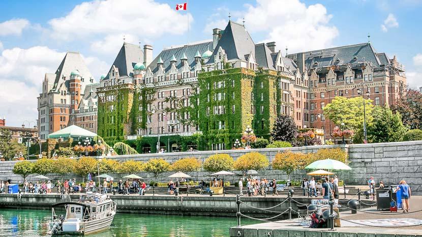 Victoria, Ville de Victoria, Canada