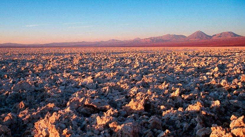 Salars de l'Atacama, Salar de l'Atacama, Chili