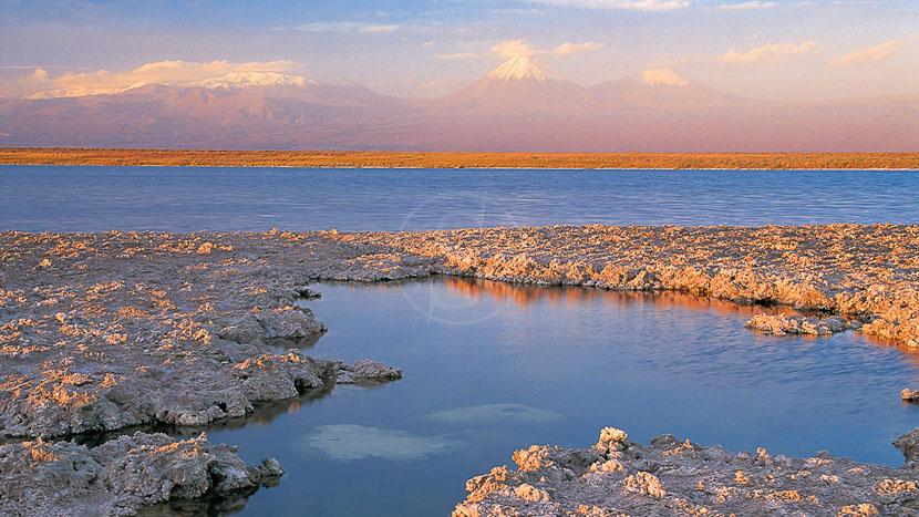 Salars de l'Atacama, Salar de Atacama, Chili © Tierra Atacama