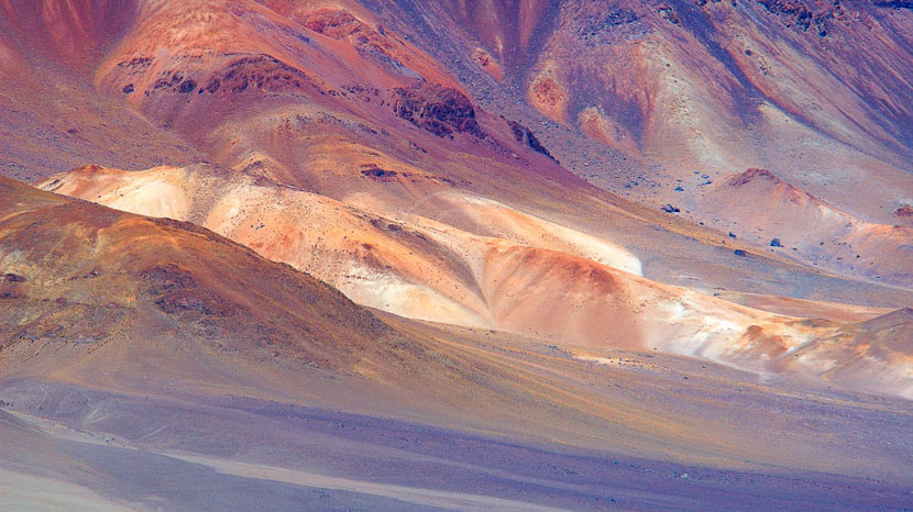 Salar de Tara, El Tatio, Chili © Alain Pons