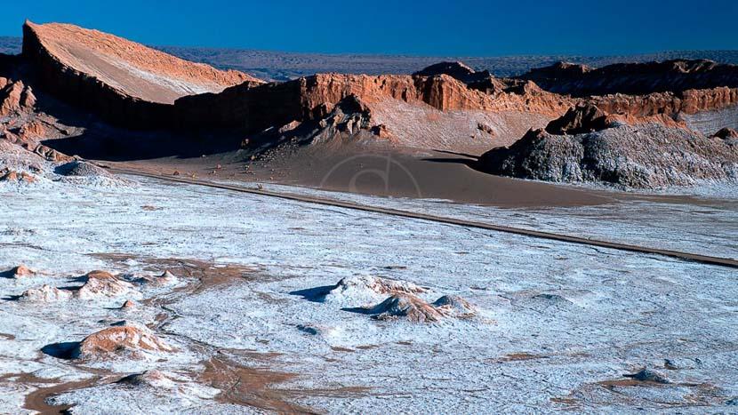 La Vallée de la lune, Vallée de la lune, Chili