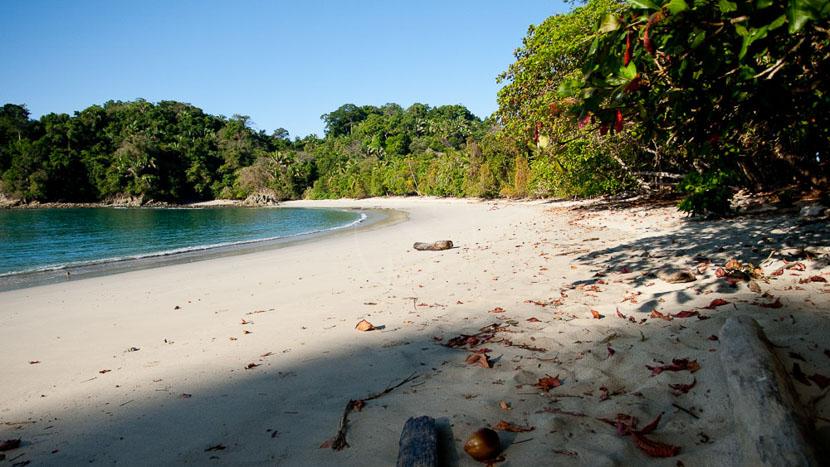 Parc national de Manuel Antonio , Plage de Manuel Antonio, Costa Rica
